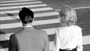 ona i on na przejściu